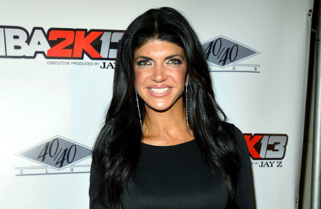 "Teresa Giudice: ""I Don't Hold Grudges"""