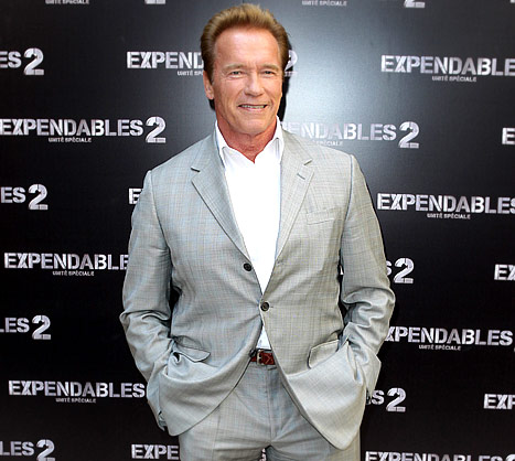 Arnold Schwarzenegger Talks About His Affair in '60 Minutes' Interview