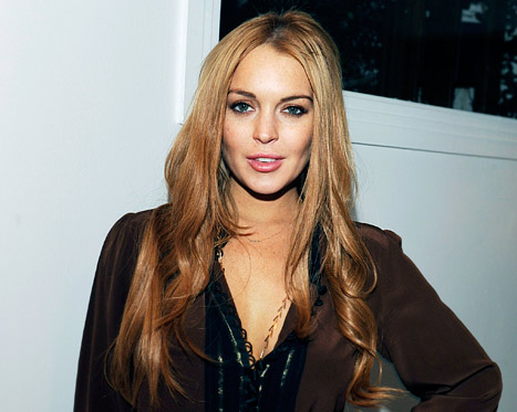 "Lindsay Lohan: I Was Bullied in School for My Fame, ""Home Situation"""