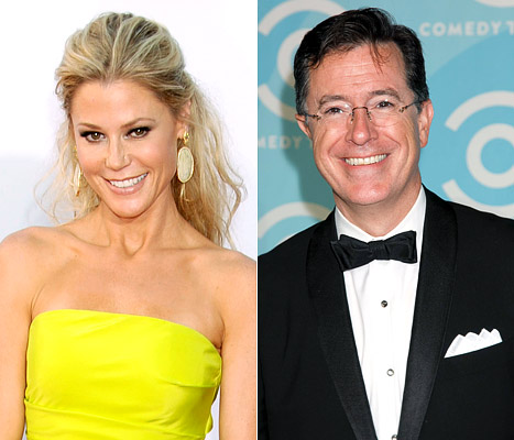 Julie Bowen on Stephen Colbert: He&#39;s My Ultimate &quot;Hall Pass&quot;