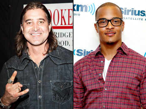 "Creed Singer Scott Stapp: Rapper T.I. ""Saved My Life"" After Suicide Attempt"