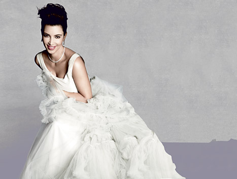 Kim Kardashian: My Next Wedding Will Be &quot;On an Island With Just My Friends and Family&quot;