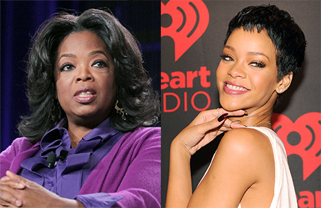 Oprah Winfrey: I Won't Judge Rihanna for Reuniting With Chris Brown
