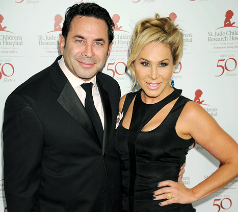 Adrienne Maloof, Paul Nassif Settle Custody Dispute