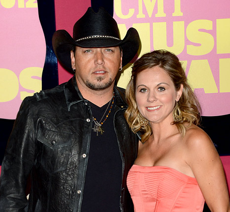 Jason Aldean on Marriage to Jessica Ussery: &quot;It&#39;s Been a Learning Process&quot;