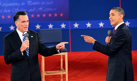 Barack Obama, Mitt Romney's Second Presidential Debate: Stars React