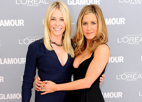 Chelsea Handler: I&#39;m Not Going to Be Jennifer Aniston&#39;s Maid of Honor