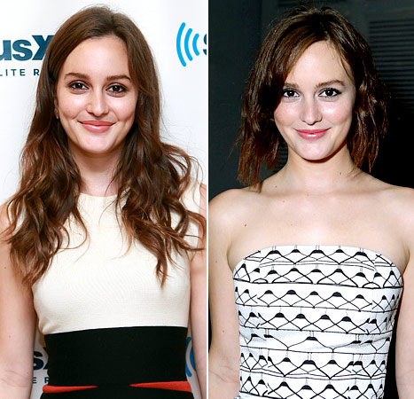 "Leighton Meester Chops Off Her Hair: ""I Love It!"""
