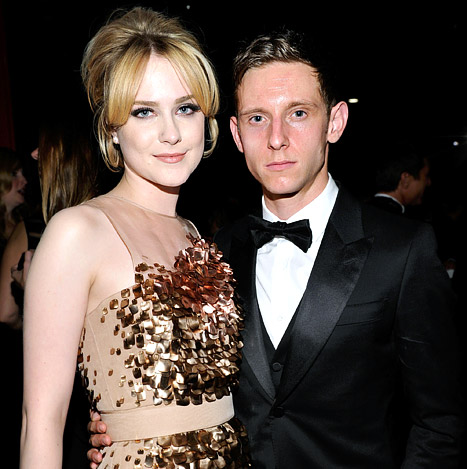 Evan Rachel Wood Marries Jamie Bell!