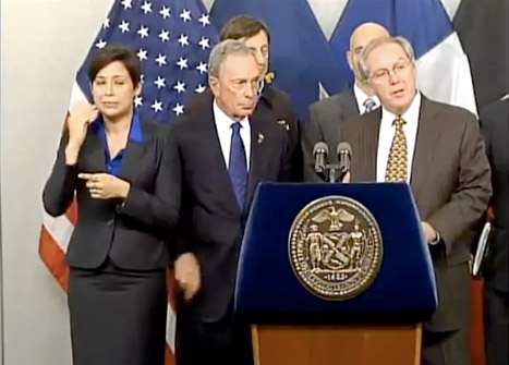 Mayor Bloomberg's Sign Language Interpreter Lydia Callis: 5 Things You Don't Know