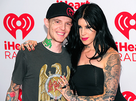 Kat Von D Splits From DJ Deadmau5: &quot;Man, I Sure Was Wrong&quot;