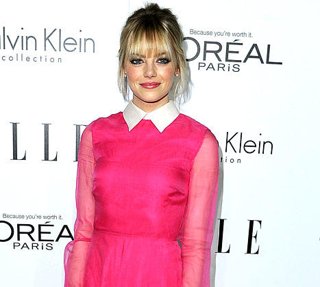 Emma Stone Officiates Wedding of Publicist, Director