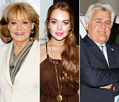 &quot;Disappointed&quot; Barbara Walters on Lindsay Lohan&#39;s 20/20 Cancelation: &quot;I Could Have Helped Her&quot;