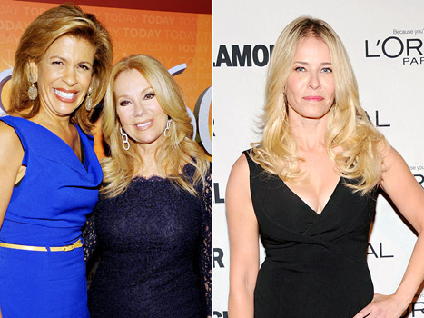 Kathie Lee Gifford, Hoda Kotb Slam Chelsea Handler for TODAY Show Diss