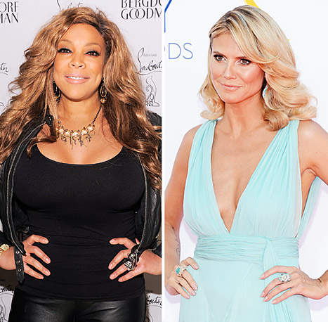 Wendy Williams Slams Heidi Klum for &quot;Disgusting&quot; Romance With Bodyguard