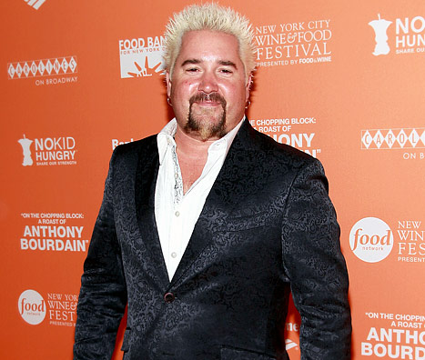 "Guy Fieri's NYC Restaurant Bashed for ""Inedible,"" ""Greasy,"" ""Ruinous"" Food in Scathing Review"