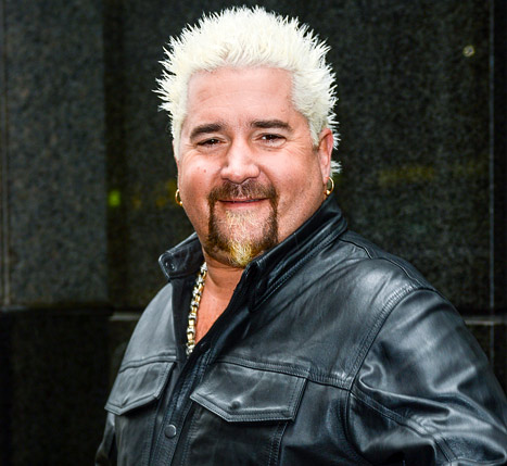 Guy Fieri: Review of My Restaurant Was &quot;Ridiculous,&quot; &quot;Went Overboard&quot;