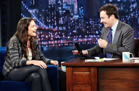 Katie Holmes: I Would &quot;Absolutely&quot; Do a Dawson&#39;s Creek Reunion