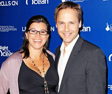 Chad Lowe&#39;s Wife Kim Gives Birth!