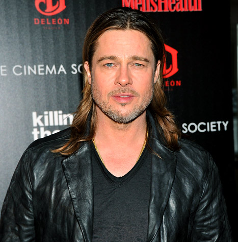 "Brad Pitt: ""I Kind of Liked"" My Spoofed Chanel Ad"