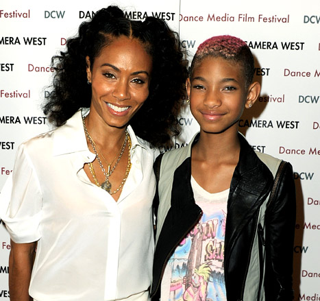 Jada Pinkett Smith Defends Daughter Willow's Buzz Cut: It's Her Decision