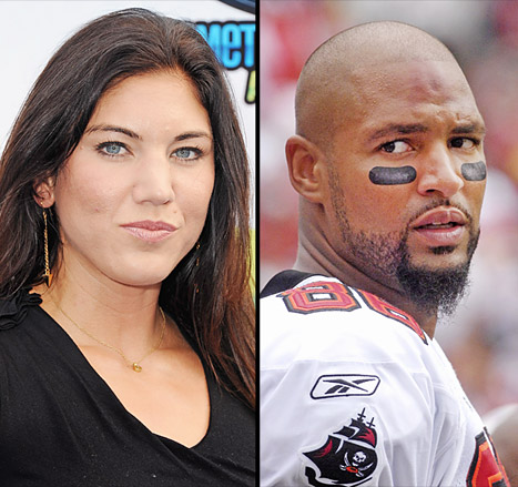 Hope Solo's Husband Jerramy Stevens Arrested Again