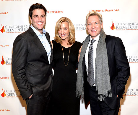 Good Morning America&#39;s Sam Champion Wants a &quot;Tiny, Tiny&quot; Wedding