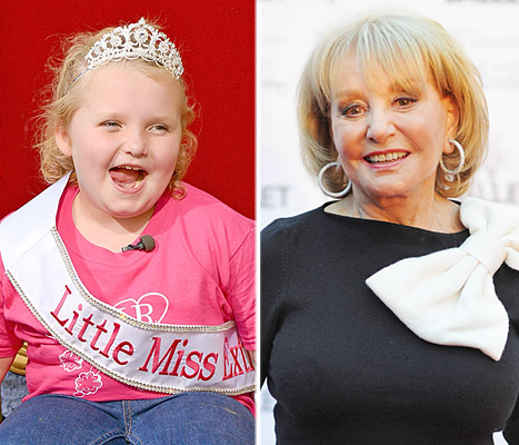 Barbara Walters Anoints Honey Boo Boo As One of the &quot;Most Fascinating People&quot; of 2012