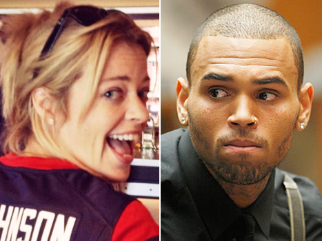 Comedian Jenny Johnson on Chris Brown Twitter Feud: I&#39;m Not Sorry