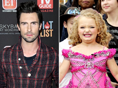 Adam Levine: &quot;Honey Boo Boo Is the Decay of Western Civilization&quot;