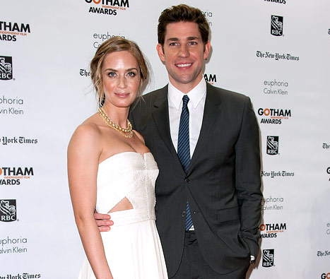 John Krasinski: If It Weren't for The Office, I'd Never Have Met My Wife Emily Blunt