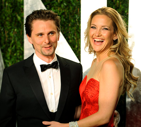 Kate Hudson Planning a Surprise Wedding!