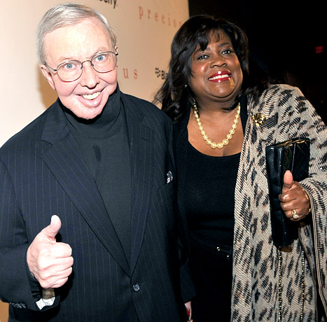 Roger Ebert Fractured Hip Doing &quot;Tricky Disco Dance Moves,&quot; His Wife Jokes