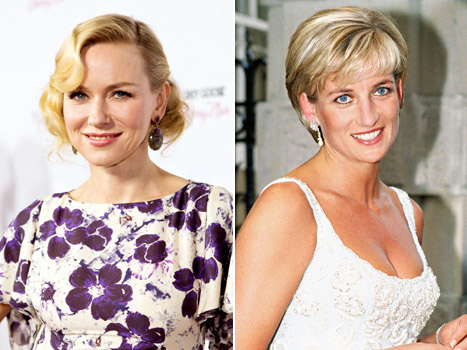 Naomi Watts: Playing Princess Diana Was &quot;High Pressure&quot;
