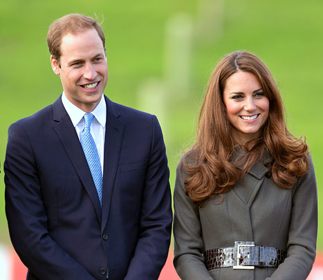 Prince William, Kate Middleton Visit Sandringham for Boxing Day