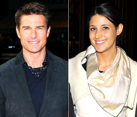 Tom Cruise's Night Out With New Girl Cynthia Jorge Was Not a Date
