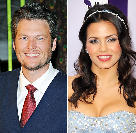 Blake Shelton, Jenna Dewan-Tatum Share Their New Year's Resolutions