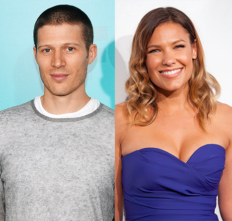 Zach Gilford, Friday Night Lights Star, Marries Kiele Sanchez!