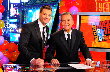 "Ryan Seacrest: Hosting New Year's Eve TV Bash Without Dick Clark Is ""Surreal"""