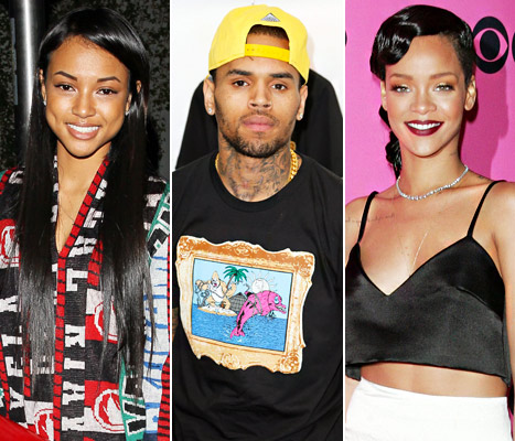 Karrueche Tran Speaks Out on Chris Brown, Rihanna: It&#39;s Been a &quot;Rollercoaster&quot;