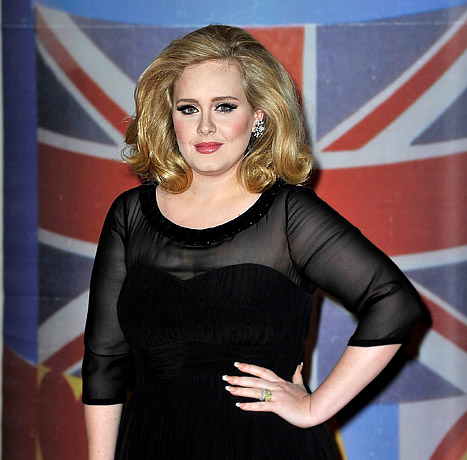 Adele Will Debut Post-Baby Body at 2013 Golden Globes