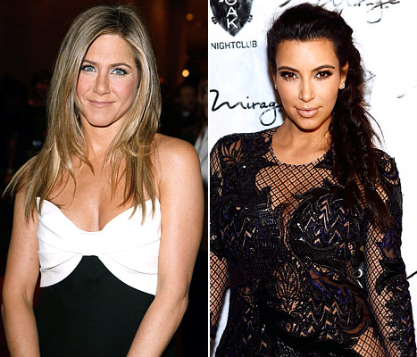 Jennifer Aniston: &quot;There&#39;s Nothing Wrong With Kim Kardashian&quot;