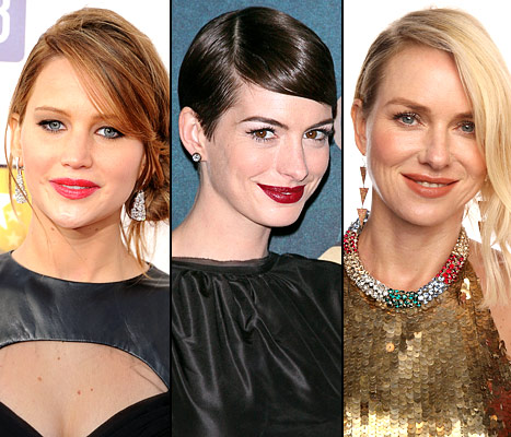 Golden Globes 2013: What Will They Wear?