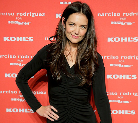 Katie Holmes&#39; Named Co-Owner, Spokesperson for Alterna Haircare
