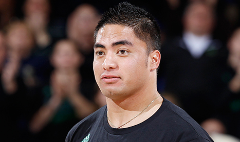 Manti Te&#39;o Addresses Girlfriend Death Hoax: &quot;I Wasn&#39;t Faking It&quot;