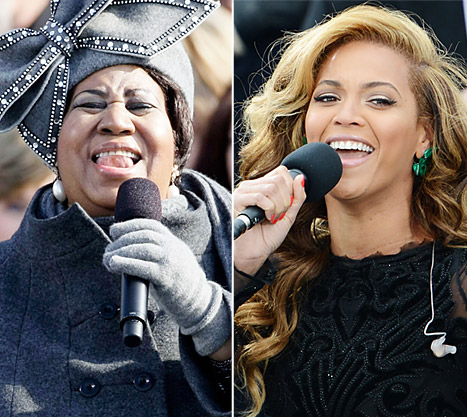 "Aretha Franklin on Beyonce Lip-Synching Controversy: ""I Thought It Was Funny"""