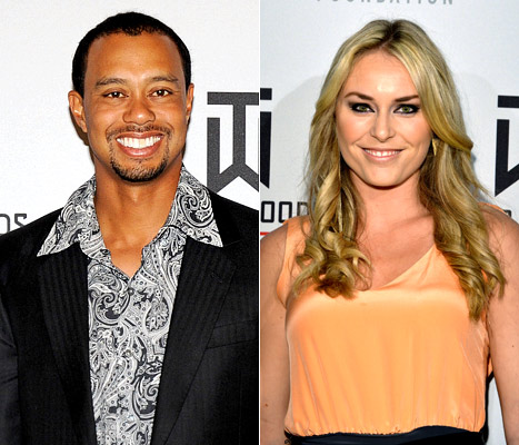 Tiger Woods, Lindsey Vonn Dating?