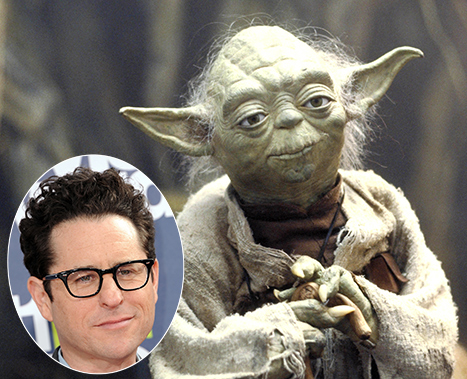 J.J. Abrams Calls His Venture to Direct Star Wars 7 a &quot;Wildly Surreal Ride&quot;