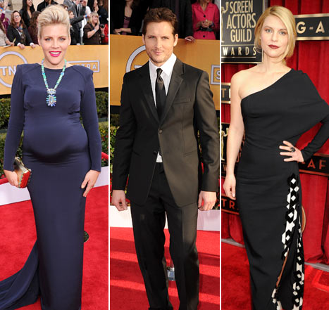 SAG Awards 2013: Stars&#39; Most Memorable Quotes From the Red Carpet and Show