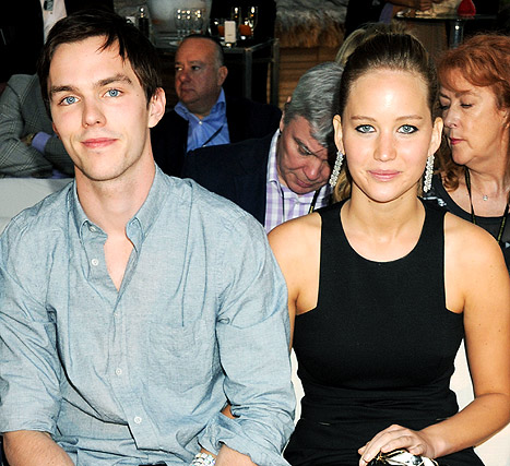 "Jennifer Lawrence's Ex Nicholas Hoult: I'm ""Very Proud"" of Her"